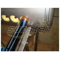 Integrative pressurized solar water heater