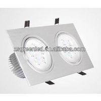 New style good brightness rectangular recessed lights thumbnail image