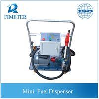 Lubricating oil dispenser,refueling dispenser