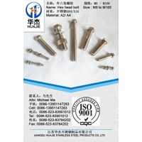 Stainless steel 316 hex head bolt