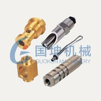 China Customized CNC Precision Machining steel parts, aluminum, brass