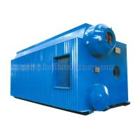 SZS Double Drums Water Tube Boiler thumbnail image
