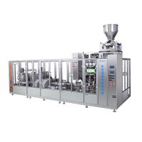 Automatic Beans Vacuum Packaging Machine thumbnail image