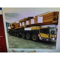 Liebherr 400 ton AT crane LTM1400
