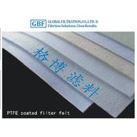 PTFE membrane needle felts