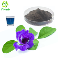 High Quality Water Soluble Butterfly Pea Powder