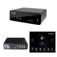 Super portable HD Multimedia  karaoke player  HD-K8