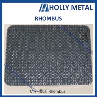 Stainless Steel Decorative Sheet Grade 201 304 (Rhombus) thumbnail image