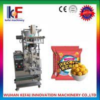 VFFS granules of desiccant sachet pouch vertical form fill seal machine