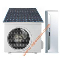 Solar Hybrid Air Conditioners with solar panel thumbnail image
