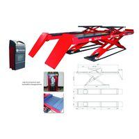 Ultra thin scissor alignment lift,capacity:4500kgs thumbnail image