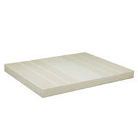 7 zone latex mattress