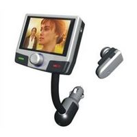 Bluetooth Car Kit with MP4 Player AS-8112 thumbnail image