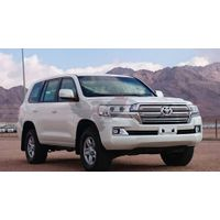 Armoured & Bullet Proof Toyota Land Cruiser