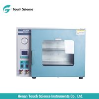 Lab Test Clean Vacuum Dryer Digital Drying Oven
