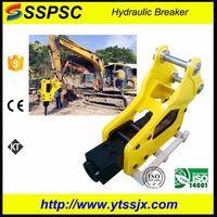 High quality side style demolition hammer SSPSC SB50 excavator backhoe loader skid steer applicable