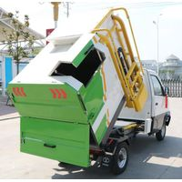 Electric Garbage Transport Truck [FREE FREIGHT WORLDWIDE] thumbnail image