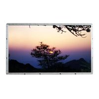 32 inch outdoor small midium size  screens of TFT type of 1500nits