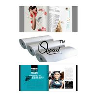 PP Synthetic Paper for Offset Printing Magazine