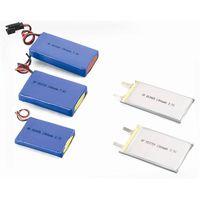 3.7V 684875 lithium polymer battery