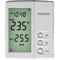 7-day programmable  Deluxe BACnet thermostat for multistage AC system