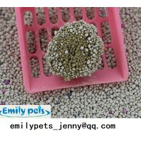 Bentonite Cat Litter(1-4MM ball shape) emily pets products