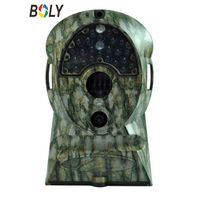 Long Range Black IR Hunting Scouting Game Trail Camera with 8MP Image and 720P HD Videos thumbnail image