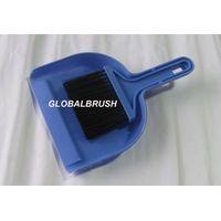 HQ0444 smart mini plastic cleaning dustpan broom/computer brush & dustpan/car cleaning brush