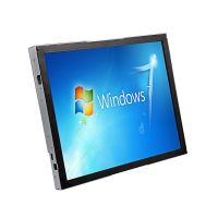 infrared waterproof 10 points touch monitor 15''17''19'' lcd monitor for industrial usage thumbnail image