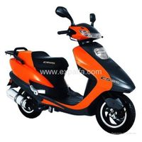 125cc Gas Scooter 125T-30 EPA approved thumbnail image
