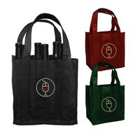 Non-Woven Gift Wine Bags(KM-WNB0050), Bags Promotion Packing Bags thumbnail image