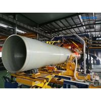 GRP Pipe Continuous Filament Winding Machine