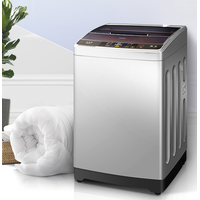 10kg fully automatic pulsator washing machine Large capacity Let the clothes stretch freely New upgr