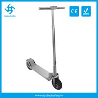 8 inch anti-wear tire long mileage electric e scooter Ucwits