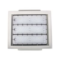 ECONOMICAL 120W RECESSED TOLL STATION LED CANOPY LIGHT