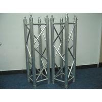 Aluminum truss for outdoor stage truss design