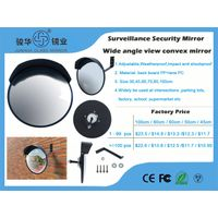 Surveillance Security Mirror Wide Angle View Mirror traffic mirror