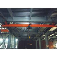 LX type Electric single girder suspension cranes