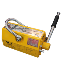 100kg magnetic lifter price lifting magnet for wire rods and coil rods/lifting permanent magnet