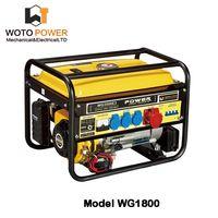 Gasoline Generator set WG1800