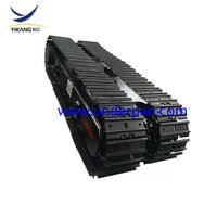 drilling rig track crawler undercarriage by factory customized product thumbnail image
