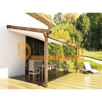 All Seasons Wood Pergola