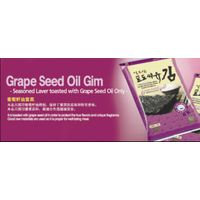 Seasoned Laver toasted with Grape Seed Oil Only thumbnail image