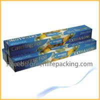 Hot sale household kitchen aluminim rolls meet SGS and FDA