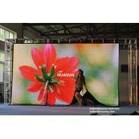Soft LED  display(FLC-1600), LED display , Flexible LED display, LED display, stage lighting, event thumbnail image