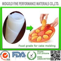 Food grade silicone rubber for kitchenware thumbnail image