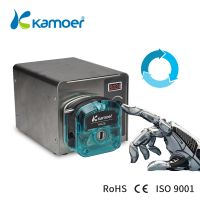 Kamoer 6L High Flow Intelligent BIP/CIP Automatic Circulation 220v Peristaltic Pump with KK Pump Hea thumbnail image