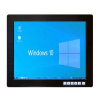 17 inch touch screen monitor LCD display with VGA HDMI or DVI