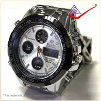 Fashion! Man Good Quality Cool Sport Man Digital Wrist Watch Factory Directly Wholesale