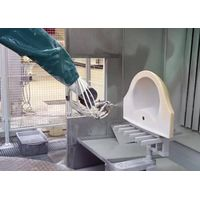 D Oriental DOT-SA1C1 Robot spray on Ceramics BATHROOM FIXTURES GLAZING, pottery thumbnail image